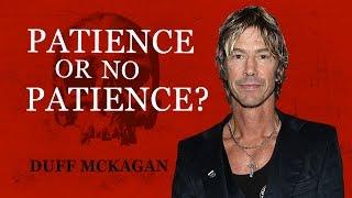Duff McKagan Plays