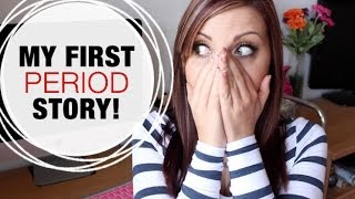 My First Period Story! Thumbnail