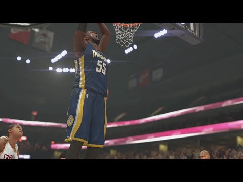 Paul George Carrying the Pacers in Big Game - NBA 2K14 XB1 My Career