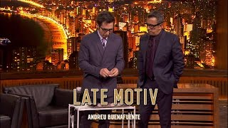 LATE MOTIV - El consultorio ¿sexual? de Berto | #LateMotiv43