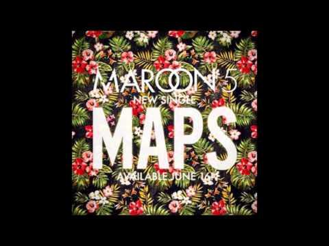 Maroon 5 - Maps - ringtone