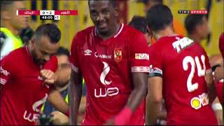 السوبر المصري - أهداف الأهلي الرائعة في مرمى الزمالك بأقدام أجاي والشحات
