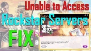 2 Cara ampuh Memperbaiki GTA V Error Unable to Access Rockstar Servers versi Steam Offline Mode