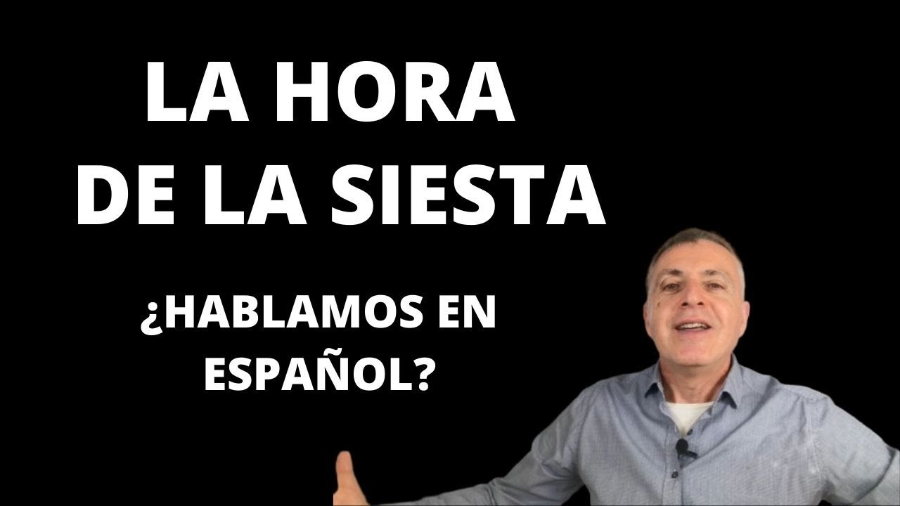 Conversaciones en español | Talks in Spanish