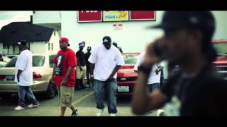 C-Bo - No Warning Shots feat. Kokane - The Mobfather II  [Official Music Video]