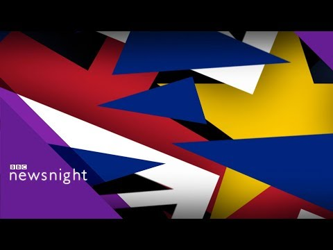 Will May's cabinet back her Brexit proposal? DISCUSSION - BBC Newsnight