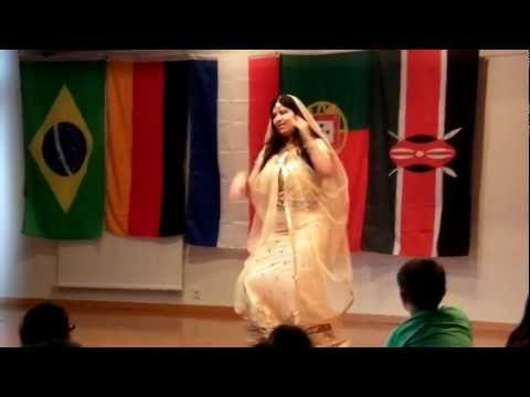 Santoshi - Barso Re Megha Bollywood dance Travel Video