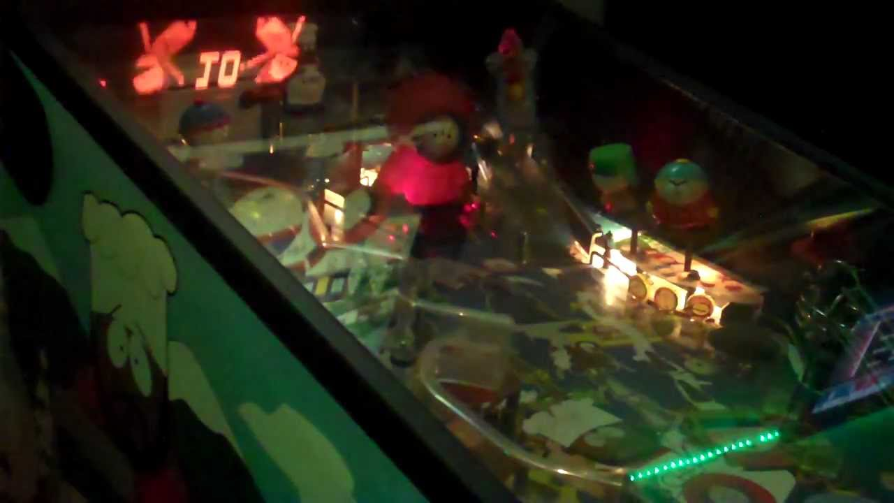 South Park Pinball! - YouTube