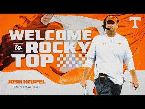 UCF's Josh Heupel named Tennessee Volunteers football coach