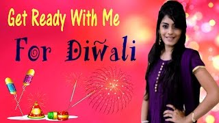 Get Ready With Me: For Diwali 2014 Thumbnail