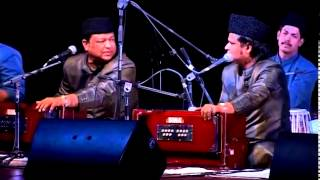Warsi Brothers' Qawwali Performance at EFL University, Hyderabad on 6th April 2014