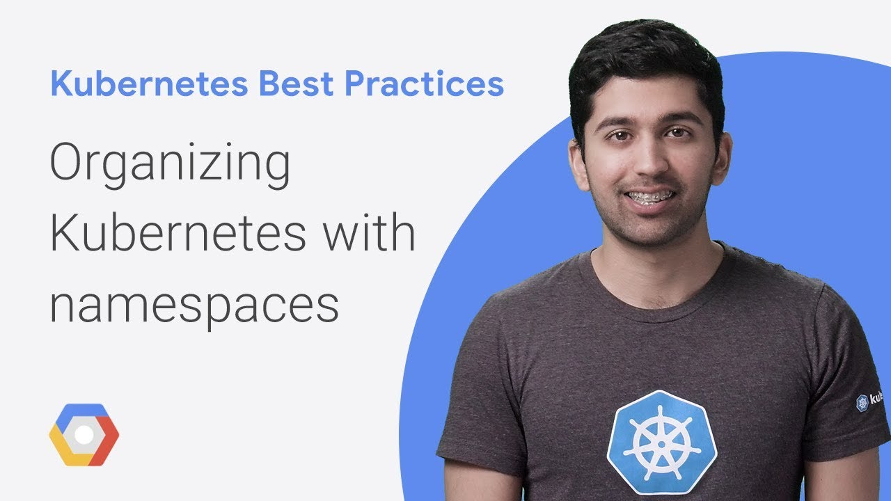 Kubernetes best practices: Organizing with Namespaces