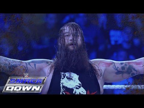 Bray Wyatt Benutzt Die übernatürlichen Kräfte Von Undertaker & Kane: SmackDown – 5. November 2015