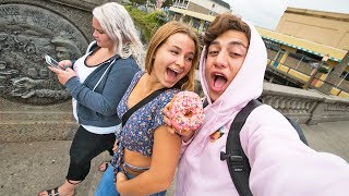 WE WENT TO OREGON!! *HELICOPTER RIDE*