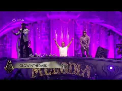 David Guetta & GLOWINTHEDARK Clap Your Hands LIVE.mp4