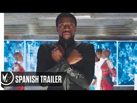 Black Panther Spanish Trailer #1 (2018) Chadwick Boseman, Lupita Nyong'o -- Regal Cinemas [HD]