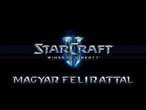 Starcraft 2 - Wings of Liberty Story HUN (Magyar felirat)