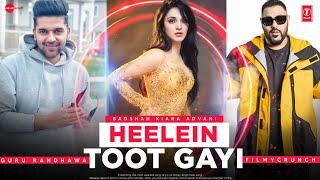 Gambar cover Heelein Toot Gayi Video Song | Guru Randhawa, Badshah, Kiara Advani | Honey Singh New song
