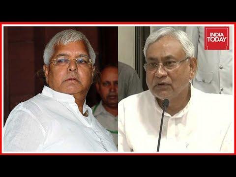 Lalu Prasad Yadav Exclusive : Nitish Kumar Conspired With BJP Against Grand Alliance