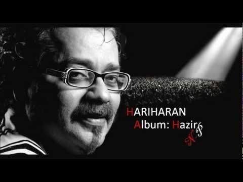 Hariharan's Ghazals Album Hazir