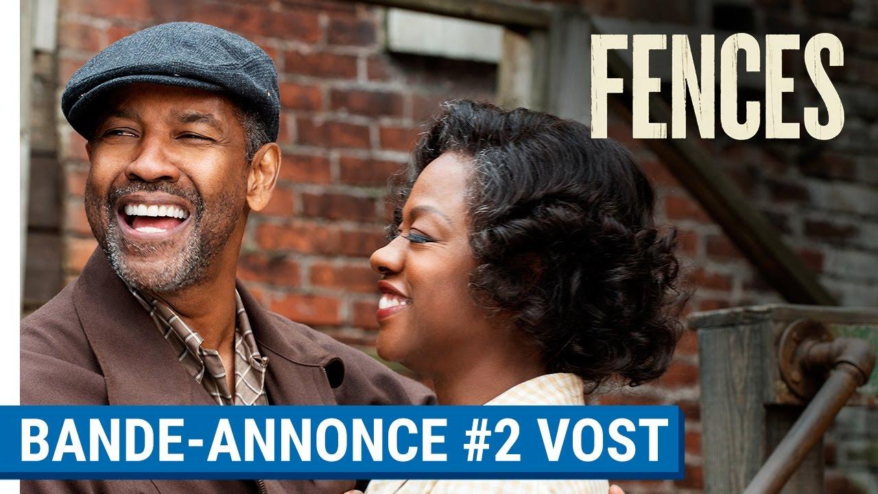 Download FENCES - Bande-annonce #2 VOST [au cinéma le 22 février 2017]