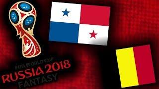 2018 RUSSIA FANTASY VB   PANAMA - BELGIUM