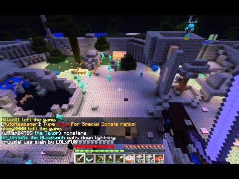 Minecraft Dwarves Versus Zombies 003