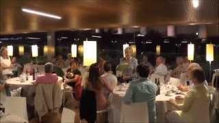 The Cranmer Company of Singers - Final Dinner in Avila - Spain