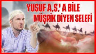 Yusuf aleyhisselam& 39 a bile müşrik diyen Selefi & 39 Oy kullanmak şirk& 39 demiş çok mu Kerem Önder