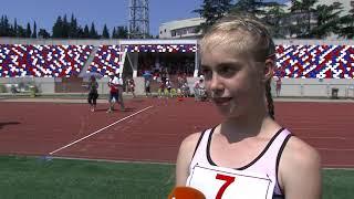 В Сочи прошли городские соревнования по легкой атлетике. Новости Эфкате
