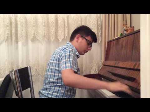Chopin Revolutionary Etude (beginner)