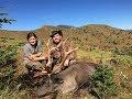 Horseback Caribou Hunt