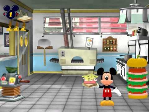 Disney's Mickey Saves The Day 3D Adventure Walkthrough