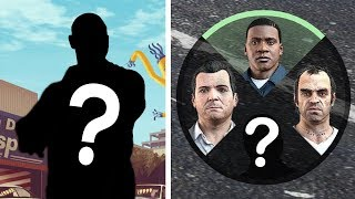 СЕКРЕТНЫЙ ГЛАВНЫЙ ГЕРОЙ GTA 5! КТО ЧЕТВЕРТЫЙ ГЛАВНЫЙ ГЕРОЙ ГТА 5? ПАСХАЛКИ В ИГРАХ! | DYADYABOY 🔥