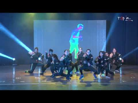 Urban Hip Hop|Group|The Grand Dance Fiesta 2017|World Best Dance Choreography