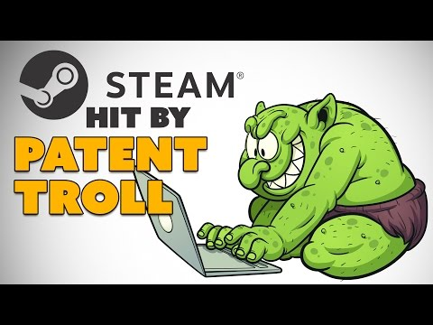 Steam Hit by PATENT TROLL - The Know Game News
