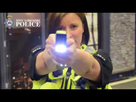 West Yorkshire Police: Introduction to Taser