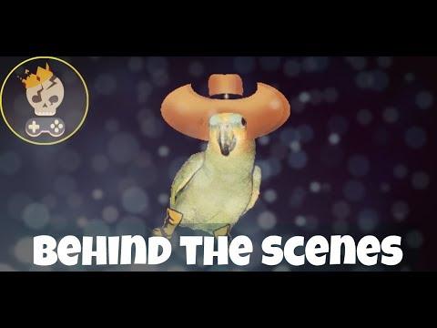 TSC Studios ¦ Behind The Scenes ¦ Bird Attack