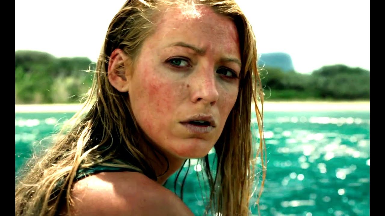 THE SHALLOWS Official Trailer #2 (2016) Blake Lively Shark ... Blake Lively Movies