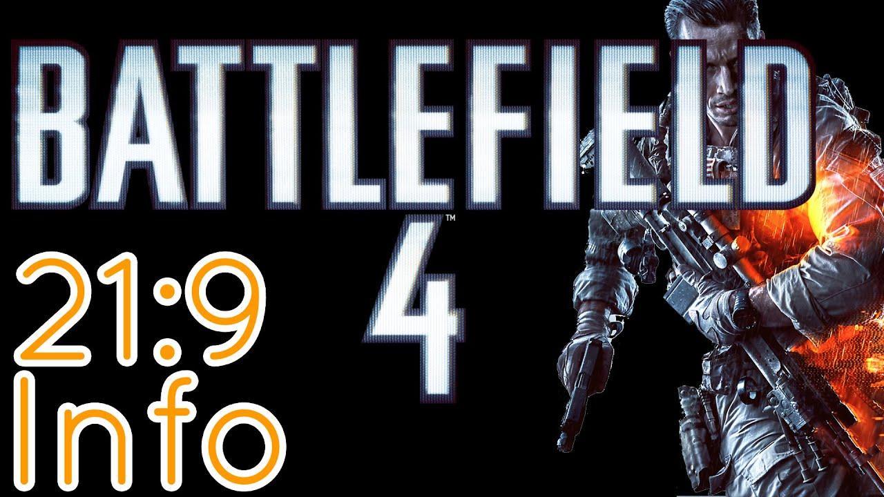 Battlefield 4 | 21:9 Review [2560x1080/60fps/Ultrawide]