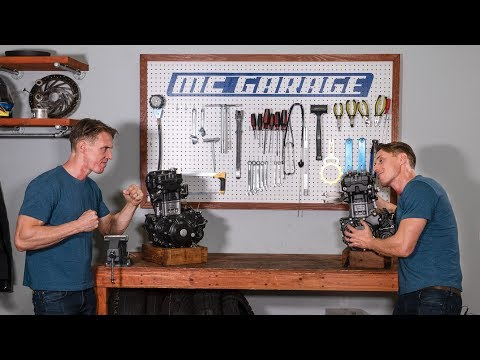 Busting The Engine Break In Myth | MC Garage