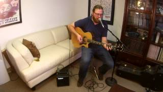 The Bud by Henriksen with Taylor 614ce (Expression System 2 pickup/preamp)