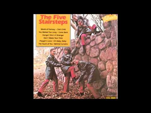 The Five Stairsteps Greatest Hits