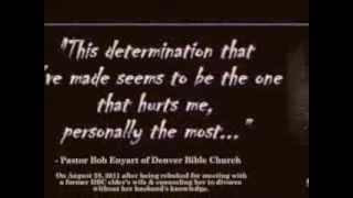 "Pastor Bob ""Adolph"" Enyart of Denver Bible Cult: PROOF He"
