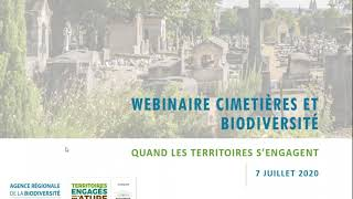 cimetieres&biodiversite ARBCVL 7 07 2020