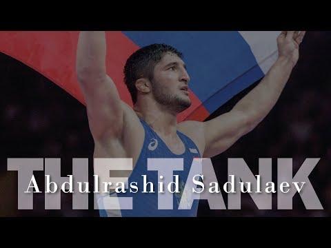 Abdulrashid 'The Tank' Sadulaev - European Championships 2018 Highlights