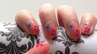 Super easy and beautiful nail art 6  | Beauty Intact Thumbnail