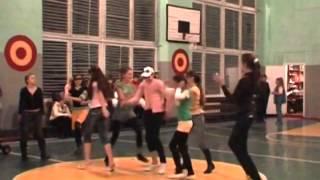 Білокуракинська ЗОШ №1. Танцює Грація (2), 2008