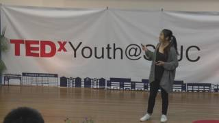 Judge a book by its cover and you'll miss an amazing story | Shannon Wu | TEDxYouth@SAJC