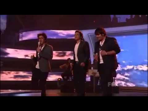 Il volo on American Idol